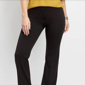 Maurices Black Dress Pants Size 11/12 Regular